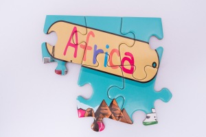 Africa puzzle pieces © Adrianne McKenzie | AMC Media